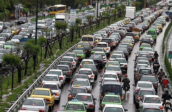 بهبود عملکرد ترافیکی 200 تقاطع پایتخت با عملیات مهندسی