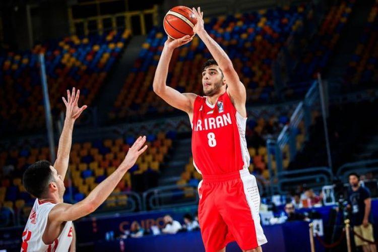 رونمایی از حریفان ایران در مرحله دوم انتخابی جام جهانی بسکتبال