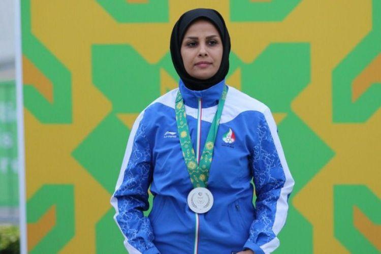 رونمایی از پرچمدار جدید کاروان ایران در بازیهای آسیایی 2018