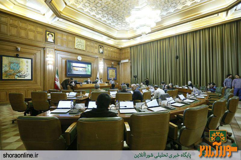 نامه شورای شهر به شهرداری برای بهبود وضعیت 180 محله پایتخت