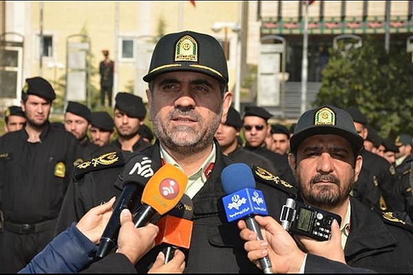 وضعیت امنیت فعلی پایتخت از زبان رئیس پلیس/ پلیس باید با مالباختگان موسسات مالی مدارا کند