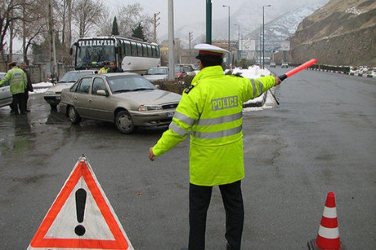 اعلام محدودیتهای ترافیکی جاده چالوس برای فردا