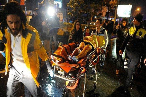 افزایش تلفات حمله به باشگاه شبانه در استانبول