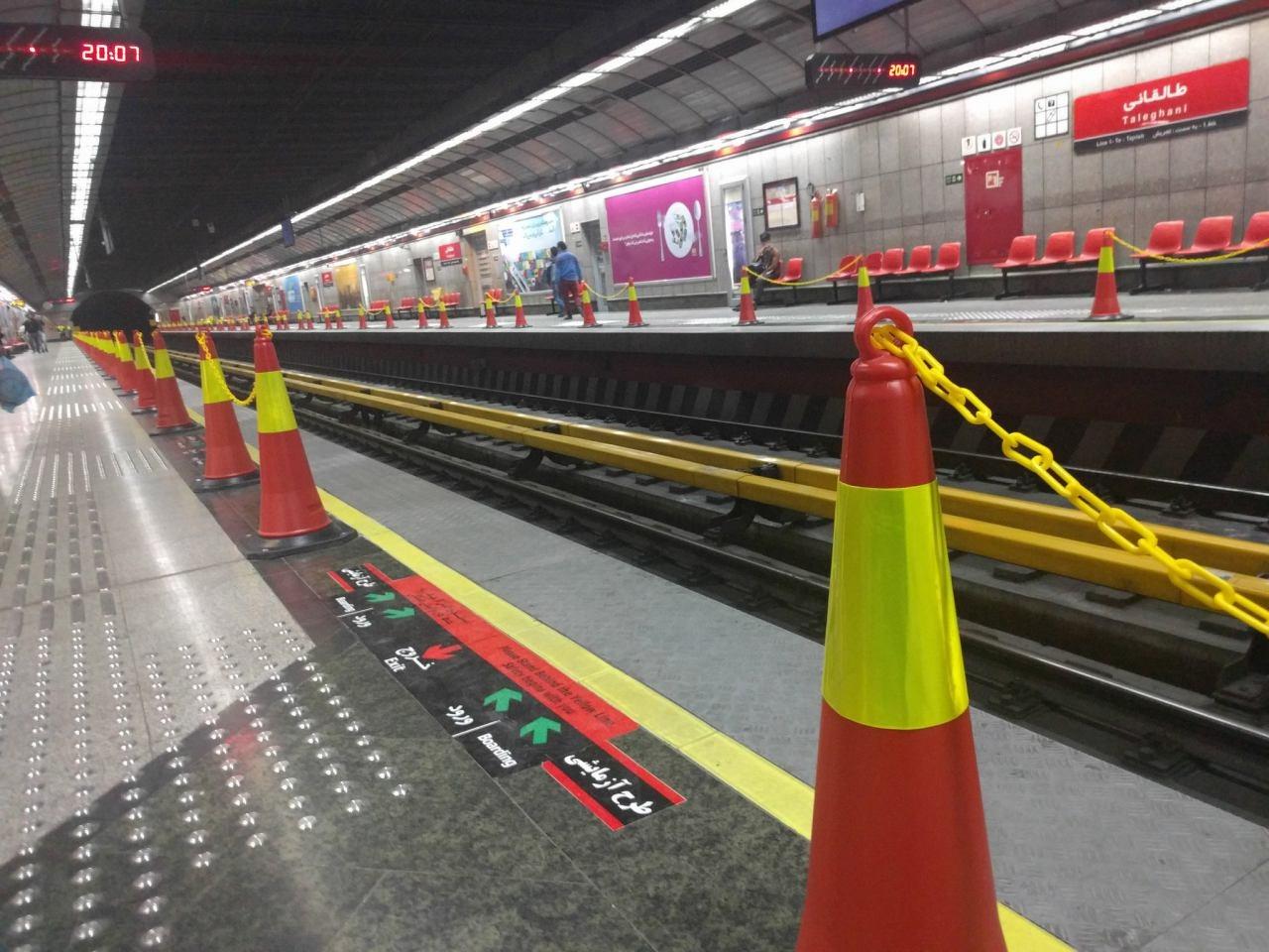 مترو در ایستگاه مرگ/مدیریت شهری و دولت شریک جرم هستند