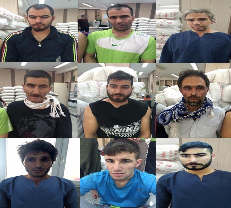 دستگیری 9 راهزن مسلح در بزرگراههای تهران