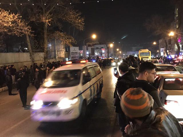 ترافیک سنگین در شمال تهران
