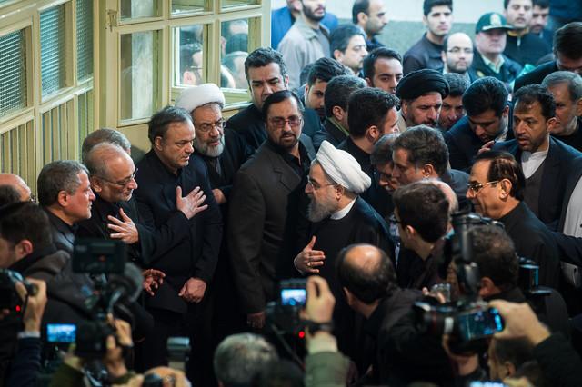 حضرت آیتالله هاشمی رفسنجانی شخصیتی بی بدیل در دوران انقلاب اسلامی بودند