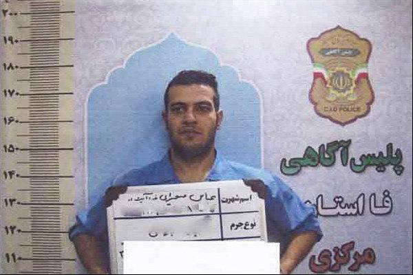 دستگیری عامل قتل عام خونین در اراک