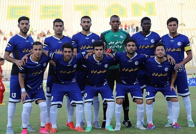 پیروزی استقلال خوزستان مقابل الفتح عربستان