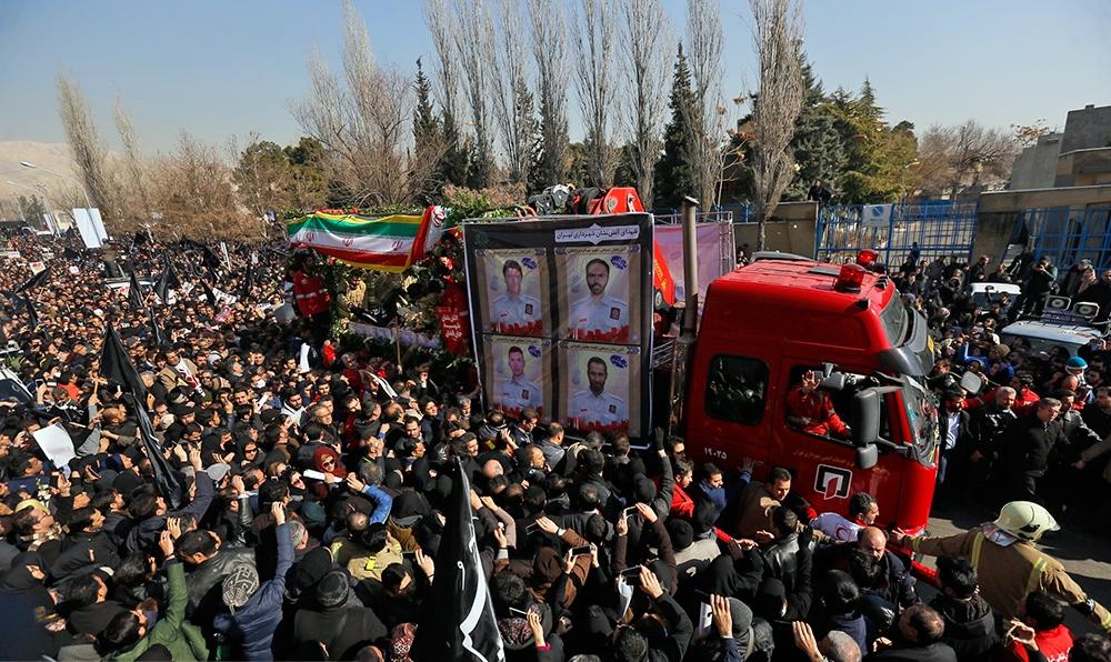 آخرین وضعیت شهید خوانده شدن شهدای آتش نشان پلاسکو/سدی به نام بنیاد شهید!