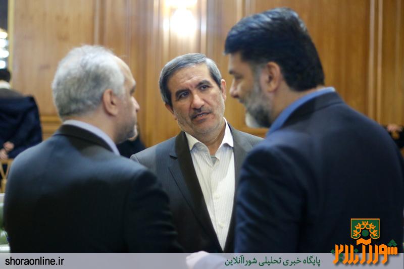 تصویب تفریغ بودجه 94 شهرداری تهران در شورای شهر