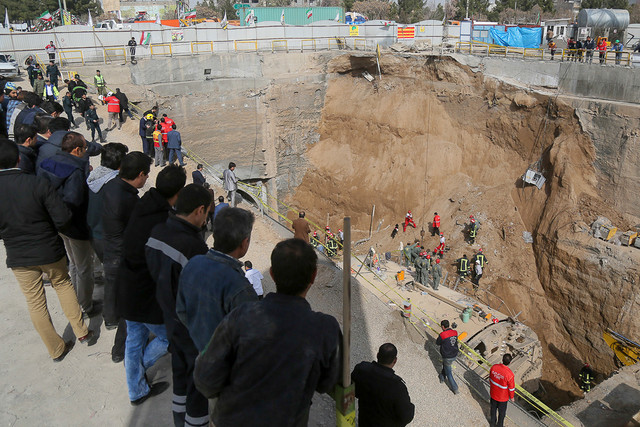 تشکیل پرونده قضایی برای حادثه متروی قم