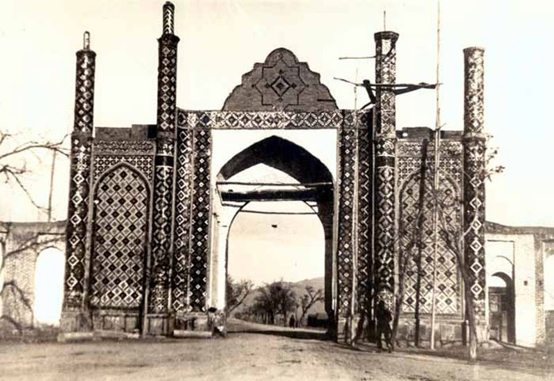 ساخت دروازه برای پایتخت/بهره برداری خرداد 96