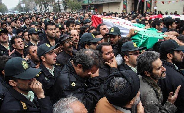 اعدام عاملان شهادت دو مامور پلیس پایتخت