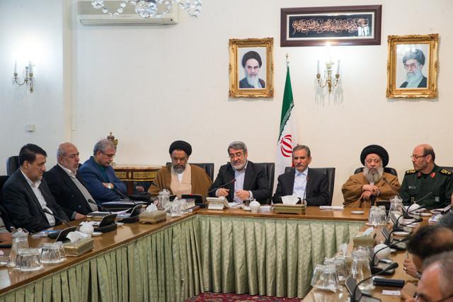 جلسه مدیریت بحران در دولت برگزار شد