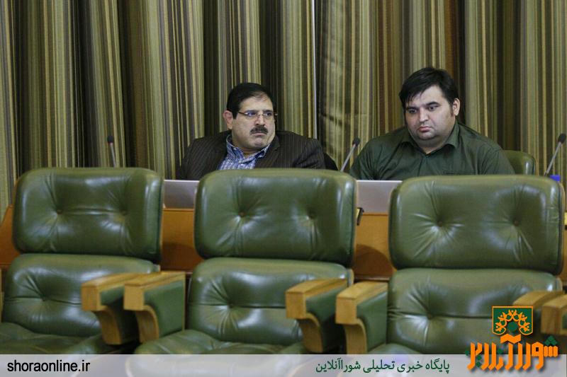 جلسه 332 شورای شهر تهران /گزارش تصویری