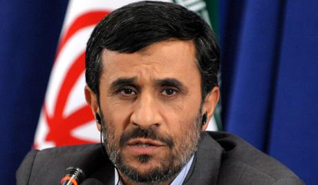 احمدینژاد به ترامپ نامه نوشت
