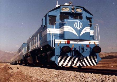 آتش سوزی در قطار این بار مسیر یزد -تهران