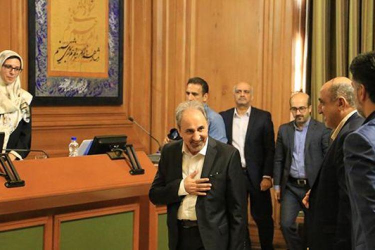 بررسی استعفای نجفی در نخستین جلسه شورای شهر در سال جدید در 19 فروردین