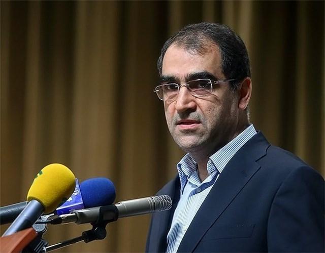 پاسخ وزیر بهداشت به نماینده ولی فقیه و استاندار زنجان