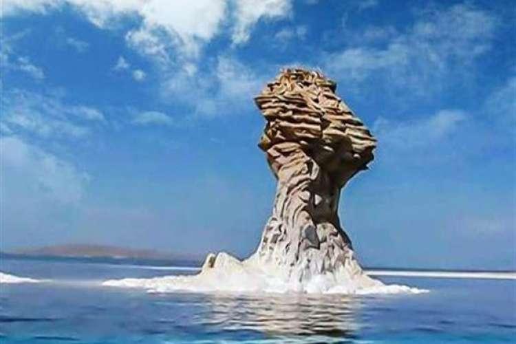 افزایش 3 سانتیمتری تراز دریاچه ارومیه