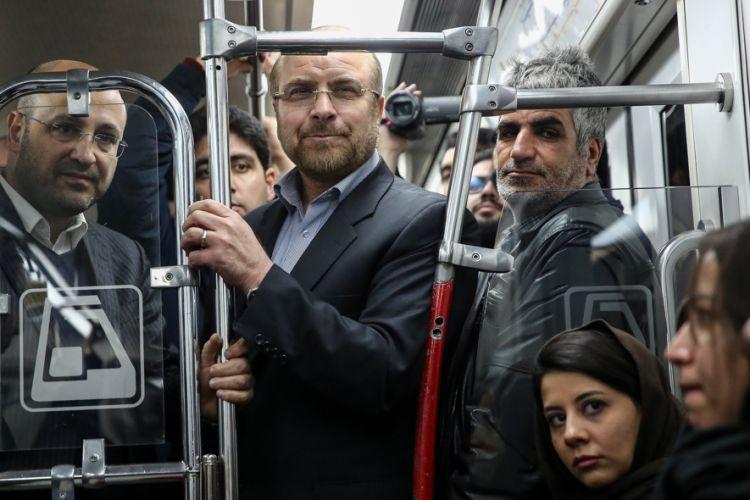 قالیباف: دولتها در 12 سال گذشته به عهد خود در متروی تهران عمل نکردند/ یک اتوبوس هم در 8 سال گذشته به شهرداری ندادند