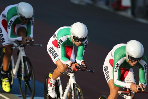 دومین مدال ایران در دوچرخهسواری جاده قهرمانی آسیا