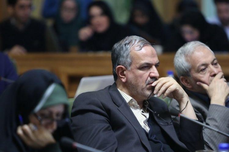 مسجدجامعی استعفای شهردار تهران را تایید کرد