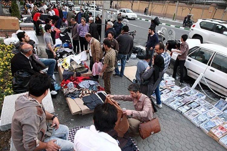 عضو شورای شهر تهران: 6 هزار نفر از ساکنان پایتخت دستفروش هستند