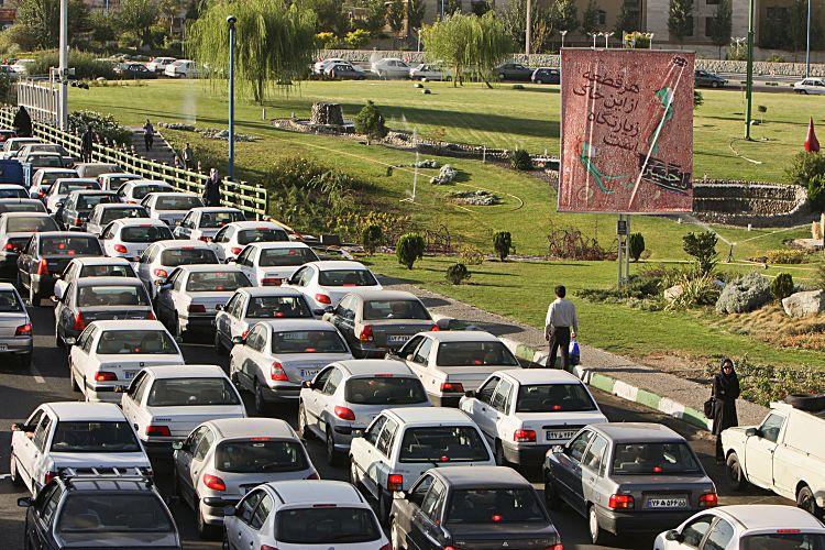 بار ترافیکی تهران با اجرای طرح ترافیک جدید چه تغییری کرد؟