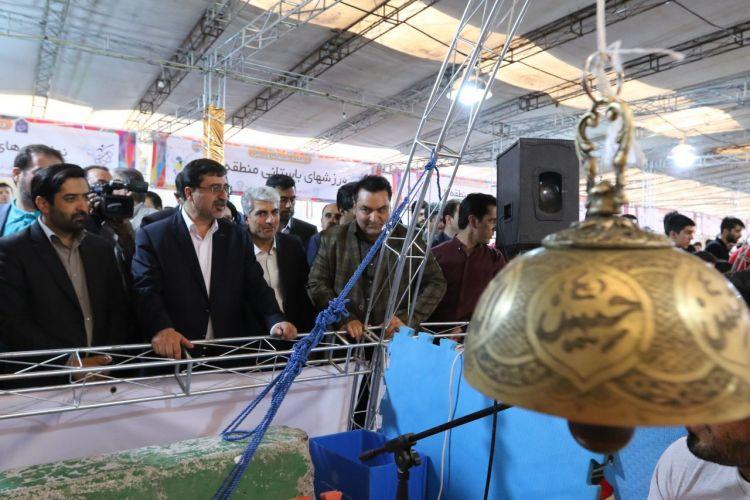تمجید حسینی مکارم از حضور خلاقانه سازمان ورزش شهرداری در نمایشگاه کتاب