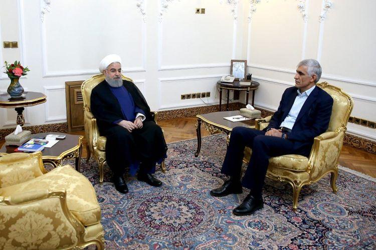 در دیدار شهردار تهران با رئیس جمهور چه گذشت؟