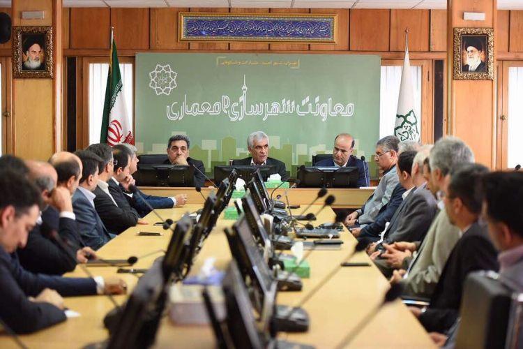 افشانی:هیچ پروژه ای نباید در شهرداری تعطیل شود