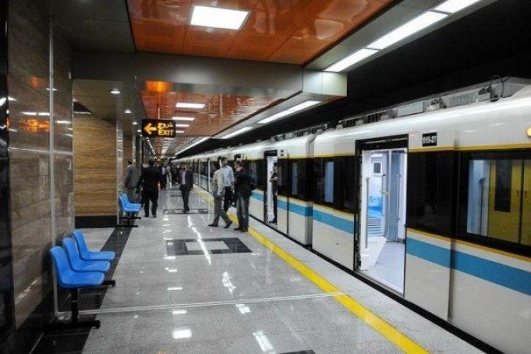ارائه خدمت رایگان مترو به نمازگزاران عید فطر