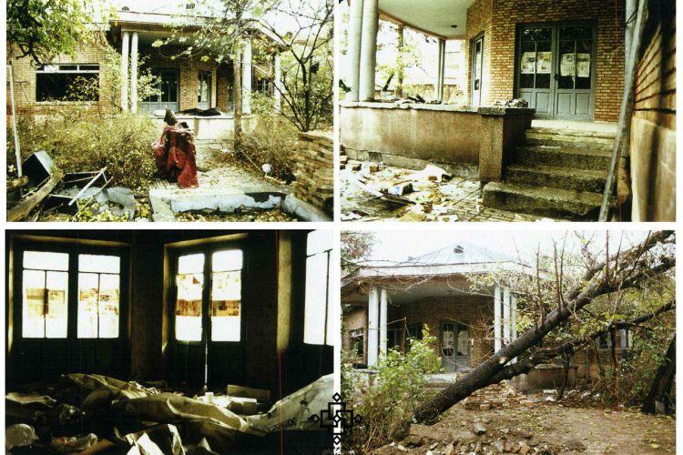 داستان پرماجرای خانه مخروبه نیمایوشیج/ از پیشنهاد عجیب سفره خانه تا سارقانی که به کلید و پریز هم رحم نکردند!