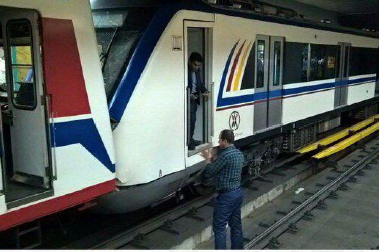 مقصر حادثه برخورد قطارهای متروی طرشت در بازجویی چه گفت؟
