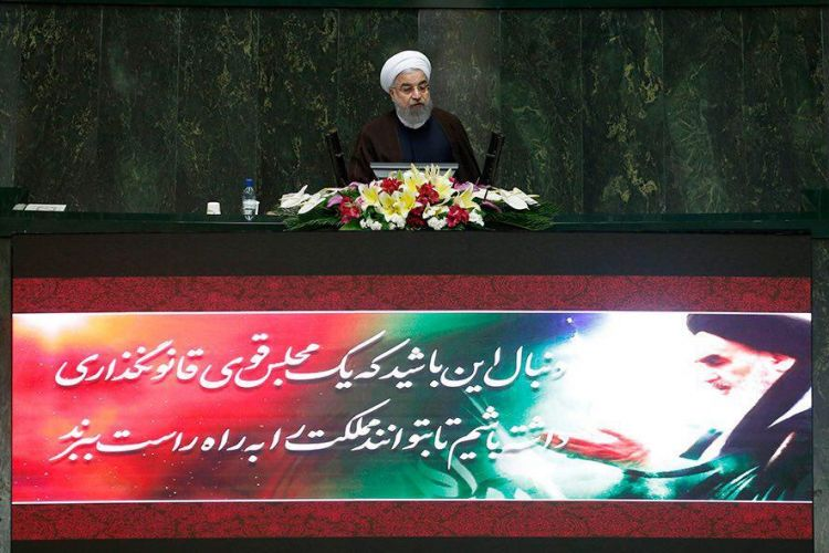 روحانی در دفاع از 2 وزیر پیشنهادی چه گفت؟
