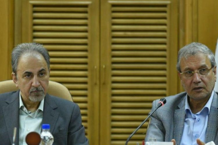 در جلسه شهردار تهران و وزیر کار چه گذشت؟