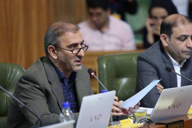 انتقاد حبیب زاده از بررسی پیشنهادات شهردار مستعفی در صحن شورا!