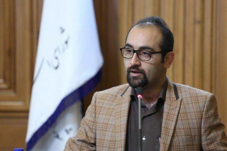 Risultati immagini per حجت نظری، عضو شورای شهر تهران