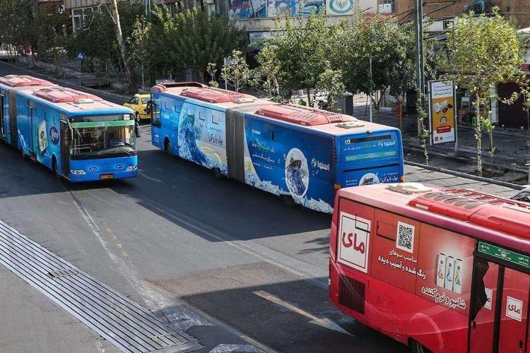 واکنش محیط زیست استان تهران به طرح جدید ورود اتوبوس های دست دوم: اجازه نمی دهیم