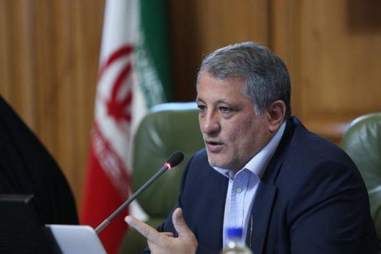 رییس شورای شهر تهران: قصد شهردار شدن ندارم