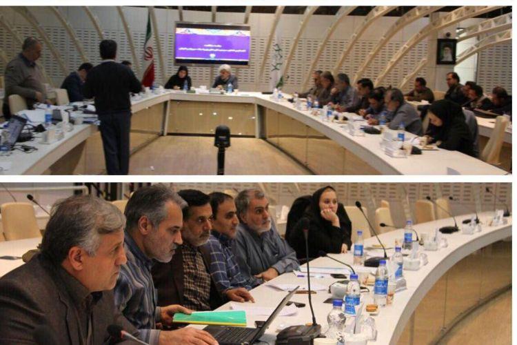 پخش زنده مناقصه و مزایده منطقه دو از طـریق شبکه اینتـرانتی شهرداری تهران