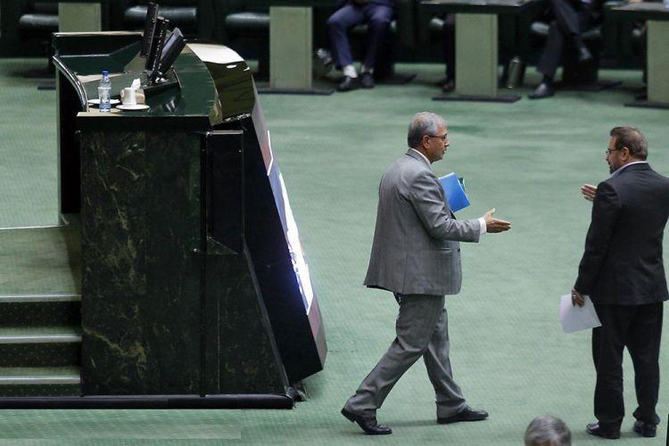 رای اعتماد دوباره مجلس علی ربیعی وزیر کار