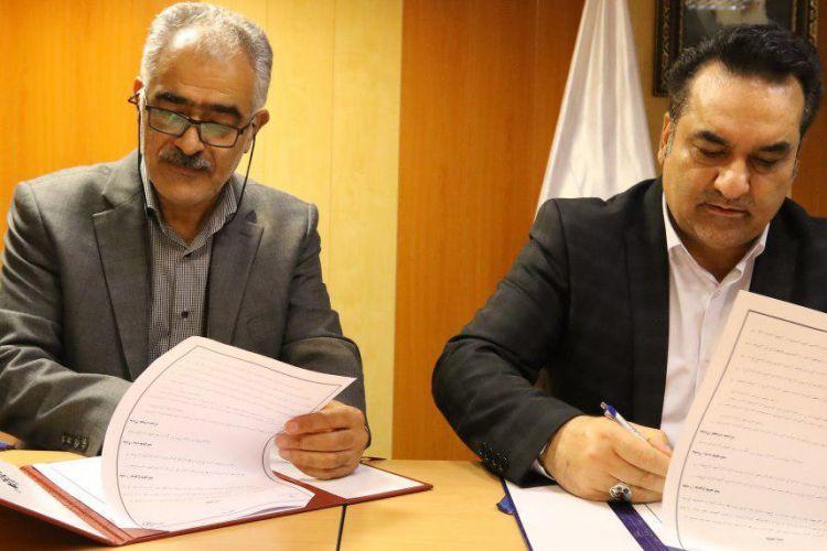 تفاهم نامه همکاری بین سازمان ورزش و اداره کل ورزش و جوانان امضا شد