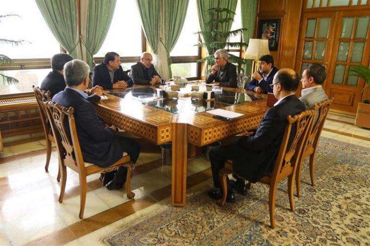 جزئیات نشست شهردار تهران با مدیران بانکی کشور/ تکلیف بدهی های شهرداری چه شد؟