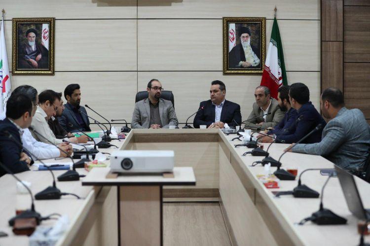 نظری در دیدار با رییس سازمان ورزش شهرداری تهران: از عملکرد سازمان ورزش رضایت داریم