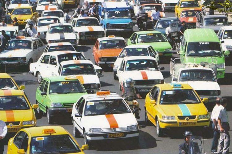 ممنوعیت افزایش قیمت برای تاکسیهای  فاقد تاکسی متر