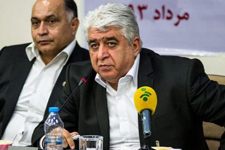 حمله بیسابقه شمس به فدراسیون فوتبال