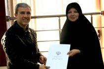 شهردار منطقه 7 تهران نایب رئیس فدراسیون تنیس روی میز شد!